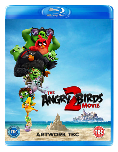The Angry Birds Movie 2 - Thurop Van Orman [BLU-RAY]