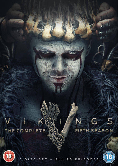 Vikings: The Complete Fifth Season - Michael Hirst [DVD]