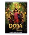 Dora and the Lost City of Gold - James Bobin [DVD]