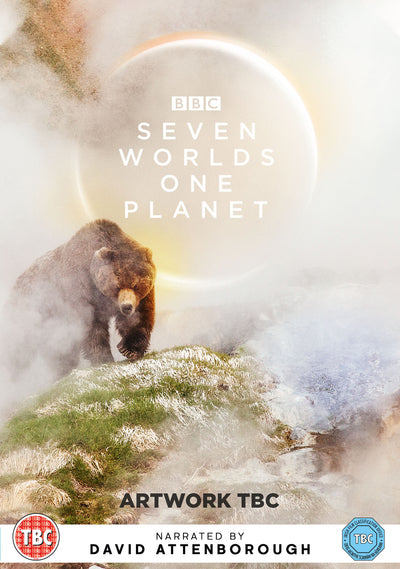Seven Worlds, One Planet [DVD] OUT 02.12.19 PRE-ORDER NOW