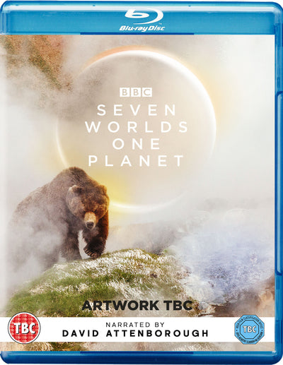 Seven Worlds, One Planet [BLU-RAY] OUT 02.12.19 PRE-ORDER NOW