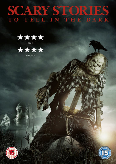 Scary Stories to Tell in the Dark - André Ovredal [DVD]