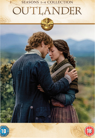 Outlander: Seasons 1-4 - Ronald D. Moore [DVD]