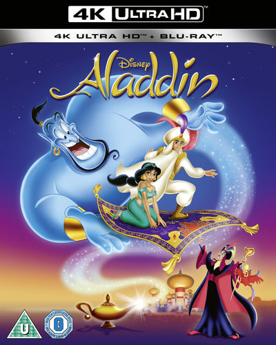 Aladdin - Ron Clements