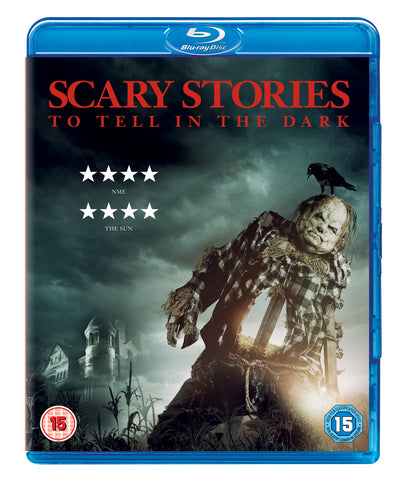 Scary Stories to Tell in the Dark - André Ovredal [BLU-RAY]