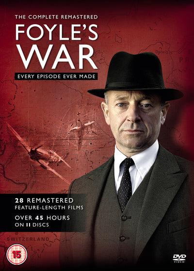 Foyle's War: The Complete Collection - David Richards