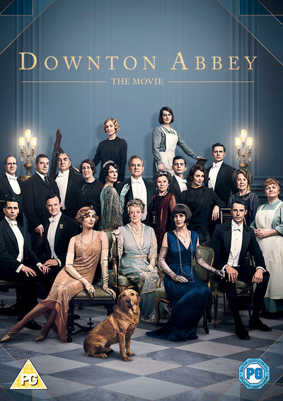 Downton Abbey - Michael Engler [DVD] OUT 24.01.20 PRE-ORDER NOW