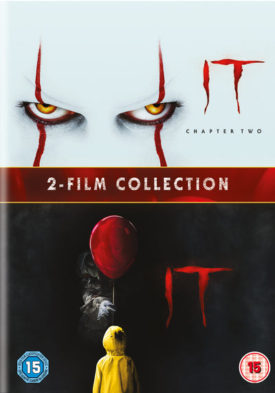 It: 2-film Collection - Andy Muschietti [DVD]
