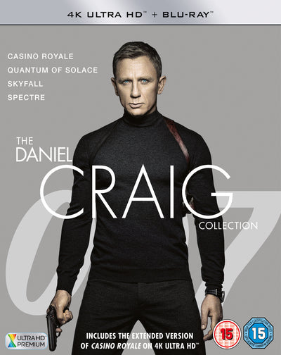 James Bond: The Daniel Craig Collection - Martin Campbell [4K]