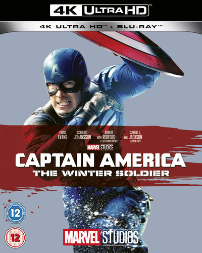 Captain America: The Winter Soldier - Anthony Russo