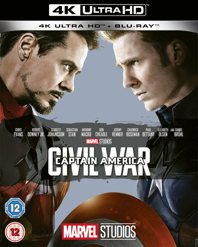 Captain America: Civil War - Anthony Russo
