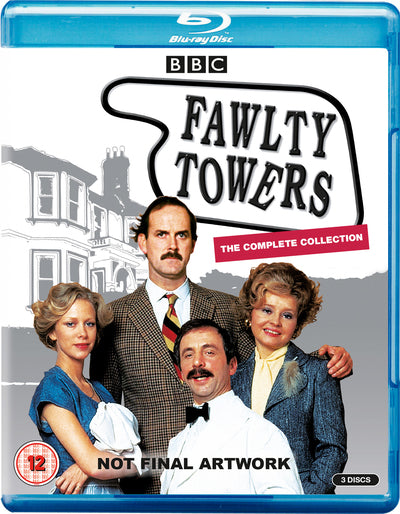 Fawlty Towers: The Complete Collection [BLU-RAY]