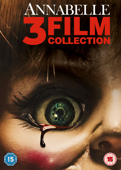 Annabelle: 3 Film Collection - John R. Leonetti [DVD] OUT 27.12.19