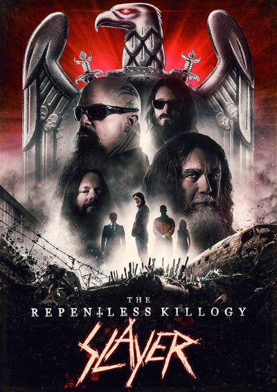 Slayer: The Repentless Killogy - BJ McDonnell [Blu-Ray]