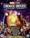 Marvel Studios Cinematic Universe: Phase Three - Part Two - Joe Russo [Collector's Edition]