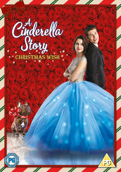 A Cinderella Story - Christmas Wish - Michelle Johnston [DVD]