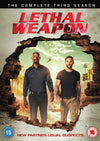 Lethal Weapon: The Complete Third Season [DVD]