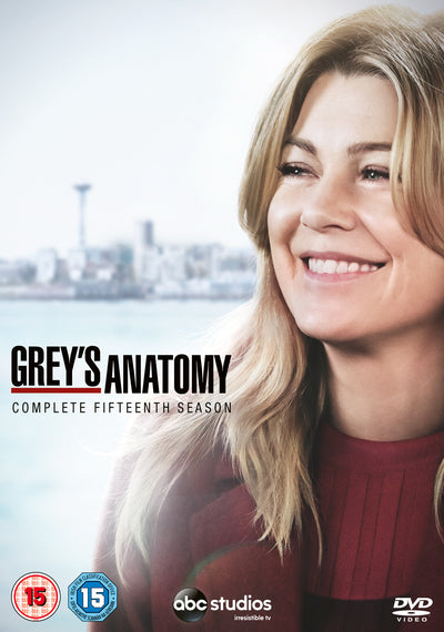 Grey's Anatomy: Complete Fifteenth Season [DVD] OUT 22.11.19 PRE-ORDER NOW
