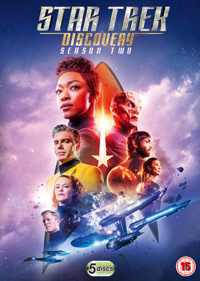 Star Trek: Discovery - Season Two - Alex Kurtzman [DVD]