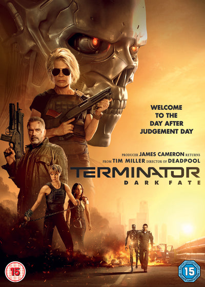 Terminator: Dark Fate - Tim Miller [DVD]