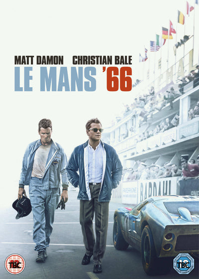 Le Mans '66 - James Mangold [DVD]