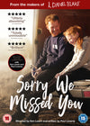 Sorry We Missed You - Ken Loach [DVD]
