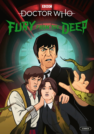 Doctor Who: Fury from the Deep - Victor Pemberton [DVD]