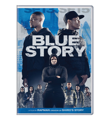Blue Story - Andrew Onwubolu [DVD] OUT 17.04.20