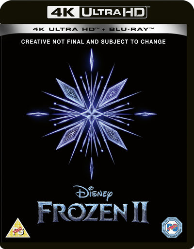 Frozen II - Chris Buck [4K BLU-RAY] OUT 27.03.20