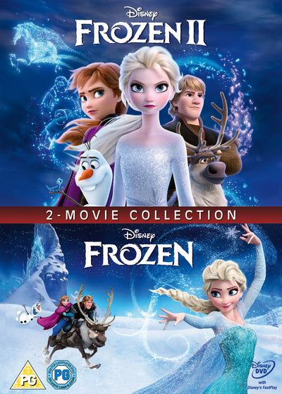Frozen: 2-movie Collection - Chris Buck [DVD]