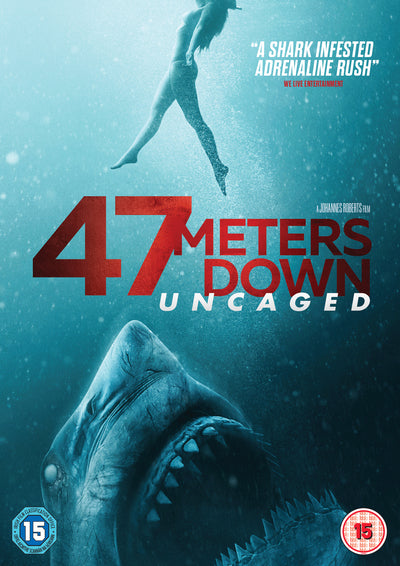 47 Metres Down: Uncaged - Johannes Roberts [DVD]