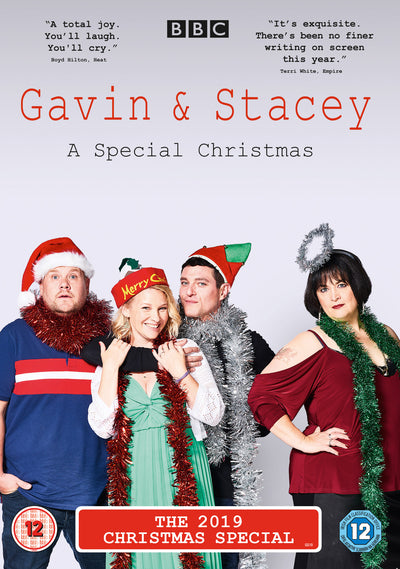 Gavin & Stacey: A Special Christmas (2020) [DVD]