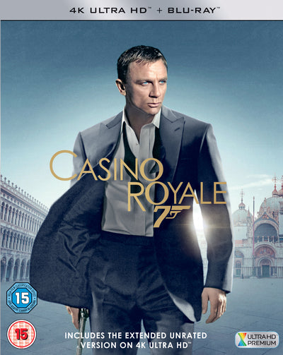 Casino Royale - Martin Campbell [4K]