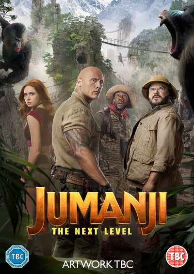 Jumanji: The Next Level - Jake Kasdan [DVD]