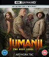 Jumanji: The Next Level - Jake Kasdan [4k] (DATE TBC)