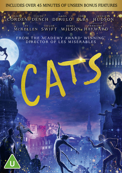 Cats - Tom Hooper [DVD]