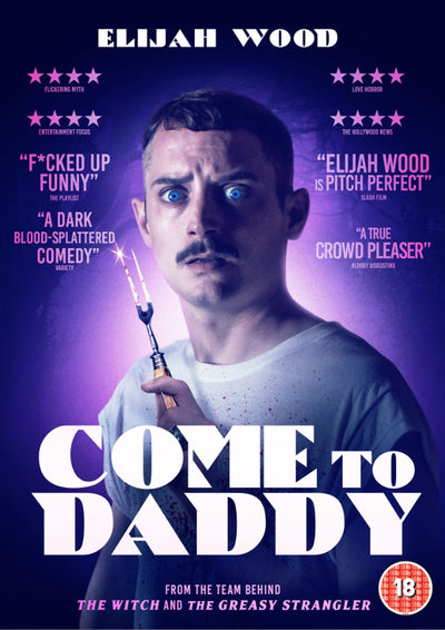 Come to Daddy - Ant Timpson [DVD]