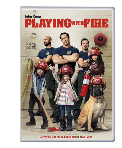 Playing With Fire - Andy Fickman [DVD] (Release Date TBC)
