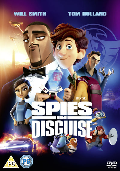 Spies in Disguise - Nick Bruno [DVD]