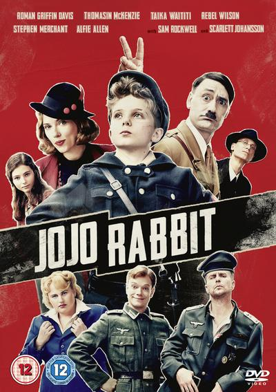 Jojo Rabbit - Taika Waititi [DVD]