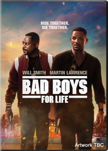Bad Boys for Life - Adil El Arbi [DVD] (Release Date TBC)