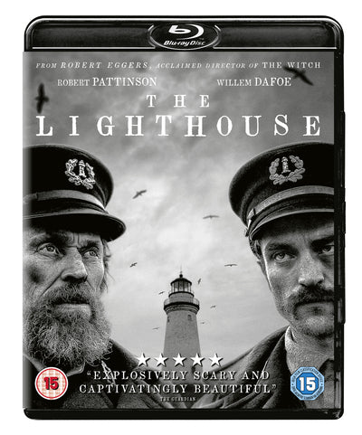 The Lighthouse - Robert Eggers [BLU-RAY]