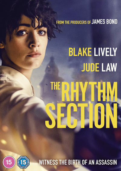 The Rhythm Section - Reed Morano [DVD] (Release Date TBC)