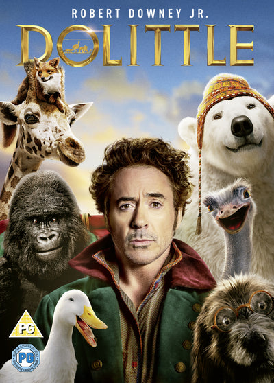 Dolittle - Stephen Gaghan [DVD] (Release Date TBC)