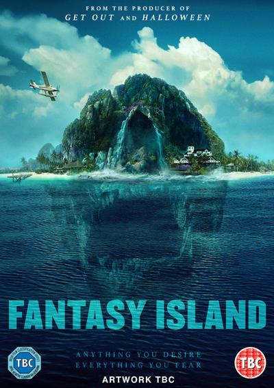 Blumhouse's Fantasy Island - Jeff Wadlow [DVD] (Due out 10.07.20)