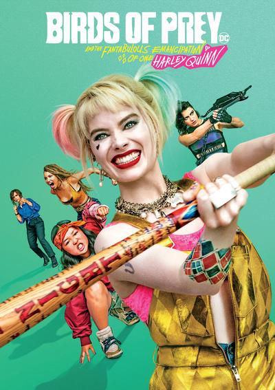 Birds of Prey - And the Fantabulous Emancipation of One Harley Quinn - Cathy Yan [DVD]