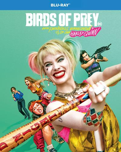 Birds of Prey - And the Fantabulous Emancipation of One Harley Quinn - Cathy Yan [BLU-RAY]