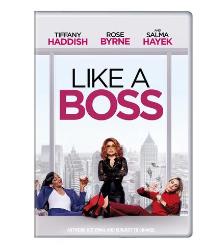 Like a Boss - Miguel Arteta [DVD] (Due out 26.06.20)