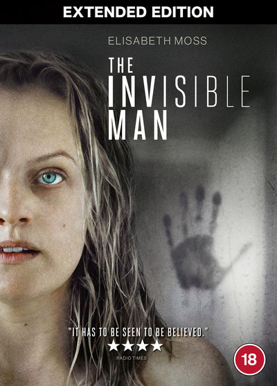 The Invisible Man - Leigh Whannell [DVD] (Release Date TBC)