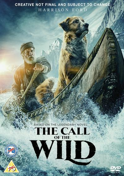 The Call of the Wild - Chris Sanders [DVD]
